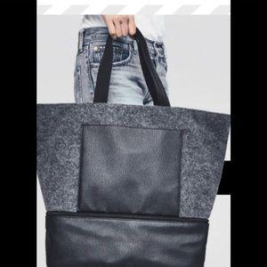 NIP DSW roomy tote bag